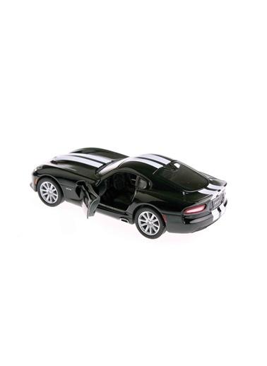2013 SRT Viper GTS Çek Bırak 1/36 Die Cast Model Araç-Kinsmart
